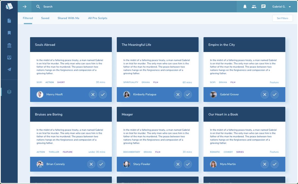 Pro Scripts in app